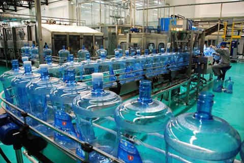 5加仑tong装水生产线